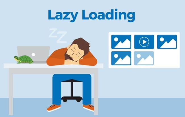 Lazy loading