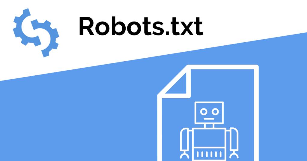 robots.txt en SEO