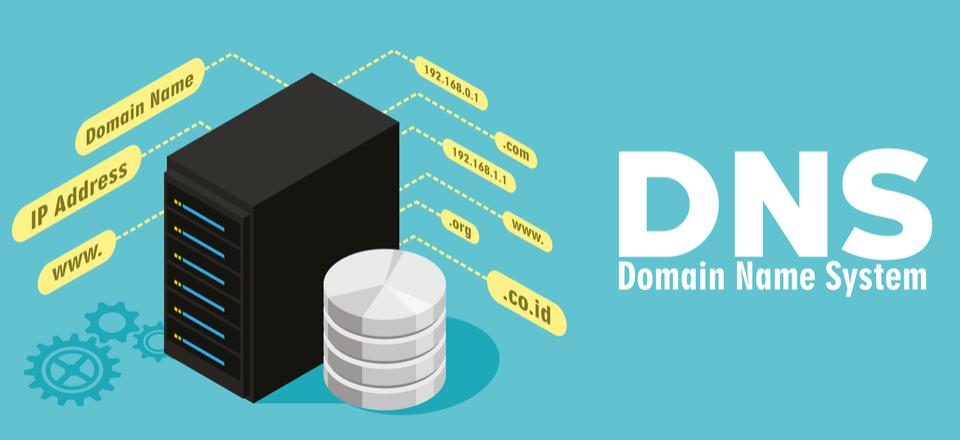 Le serveur DNS